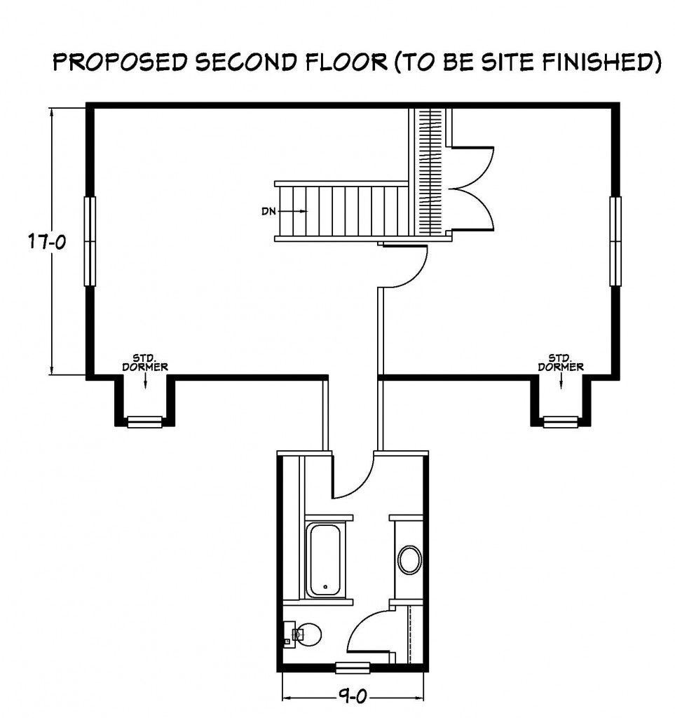 """Idea"" Floor Plans 